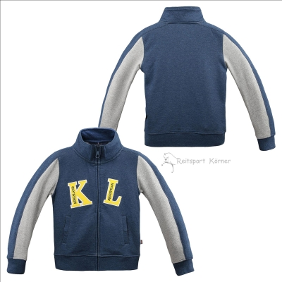 Kingsland Sweatjacke DATTA für Kinder, Sweat Jacke, Kinderjacke