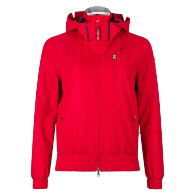 "euro-star Damen - und Herrenjacke "" NABU "" unisex, strawberry"