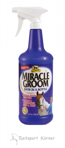 "Absorbine "" Miracle Groom "" Waschspray 946ml"