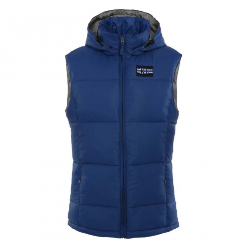 Kingsland Aniak Unisex Padded Vest, Blue True Blue