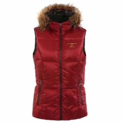 Kingsland Belshill Ladies Down Vest With Artificial Fur
