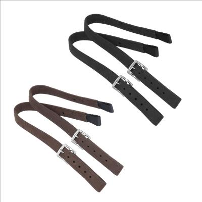 2.5cm breit Passier Steigbügelriemen Ledersteigbügelriemen