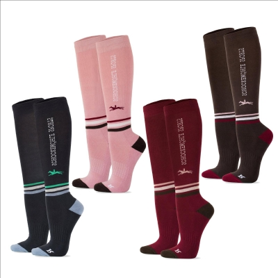 Schockemöhle Sporty Socks Winter, Kniestrümpfe, Socken, Sportsocken, Gr. 36 - 41