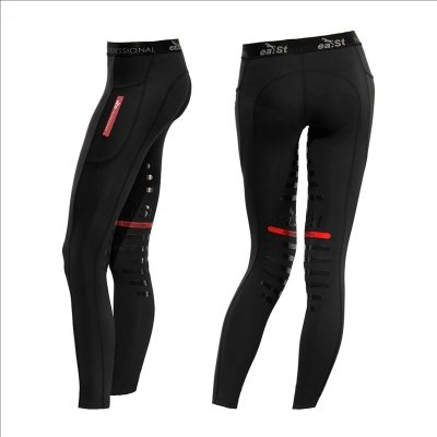 ea.St Reggings® Winter black, Winterreitleggins, Reitleggins