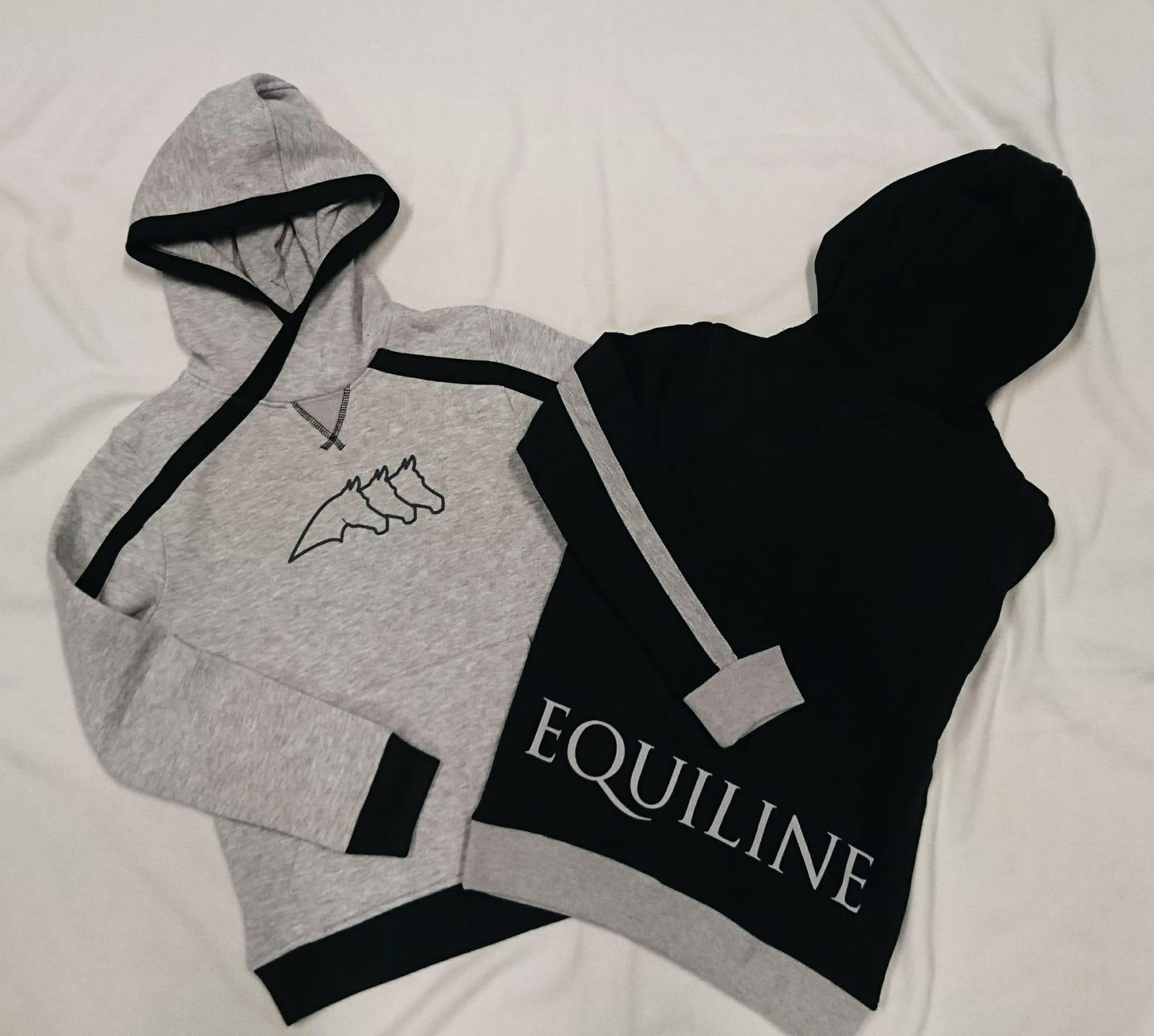 Details zu Equiline Boy´s Hoodie